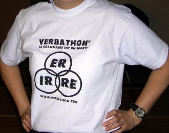 Verbathon French T-shirts